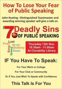John Keating Poster (1)